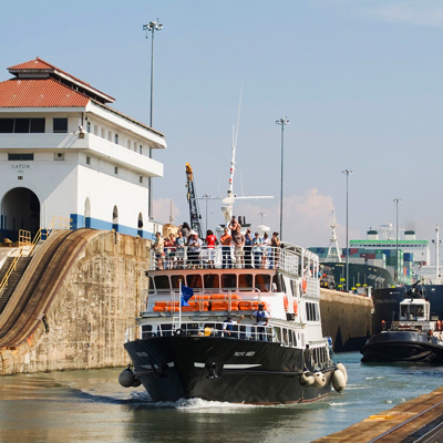 • Panama Canal and Jungle Experience