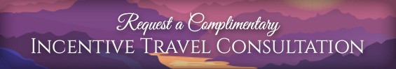 incentive travel consultation