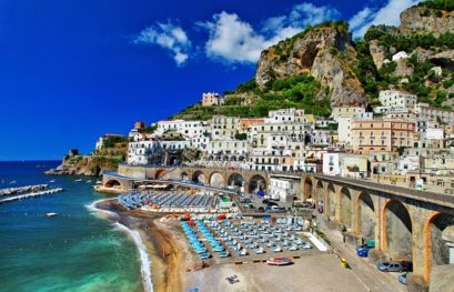 Join Us to Discover the Treasures of Italy