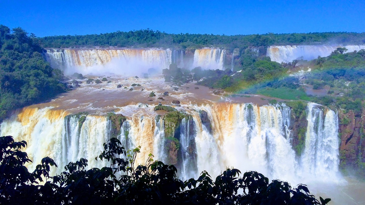 patagonia tour package, iguazu falls