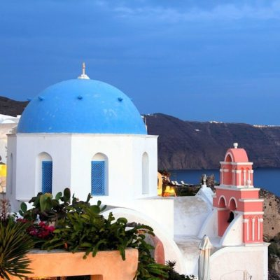 Greece Tour with Island Hopping