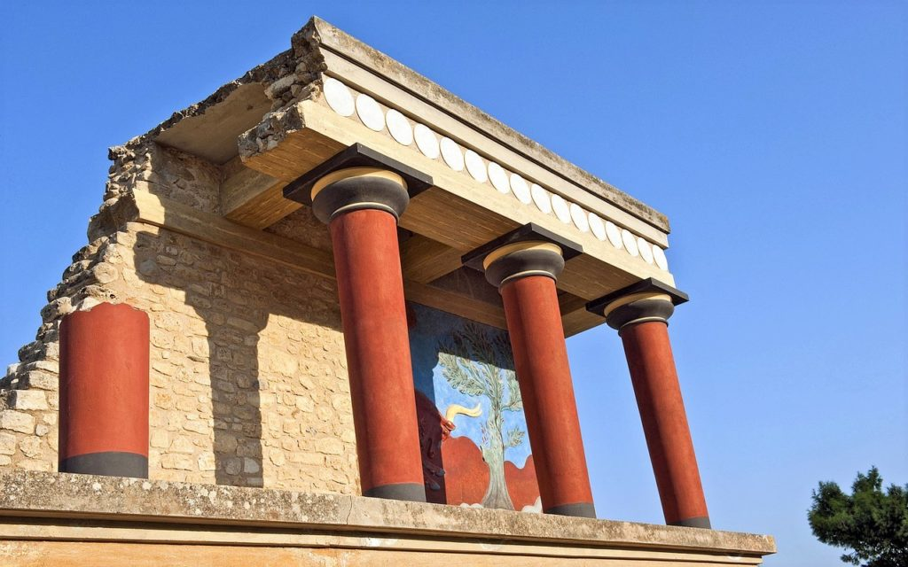Greece Tour with Island Hopping, Knossos