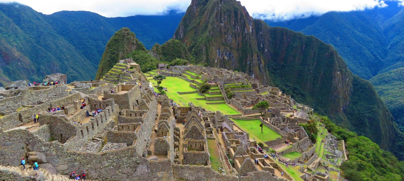 Machu Picchu and The Sacred Valley of the Incas