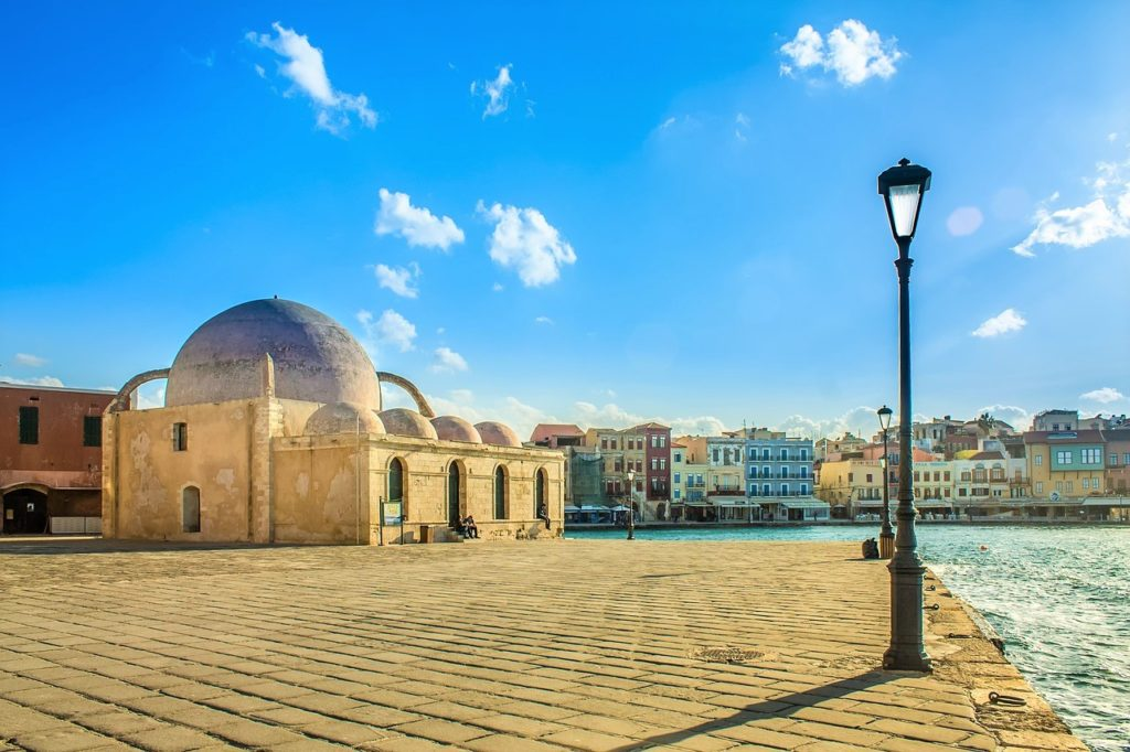 Greece Tour with Island Hopping, Old Town Chania