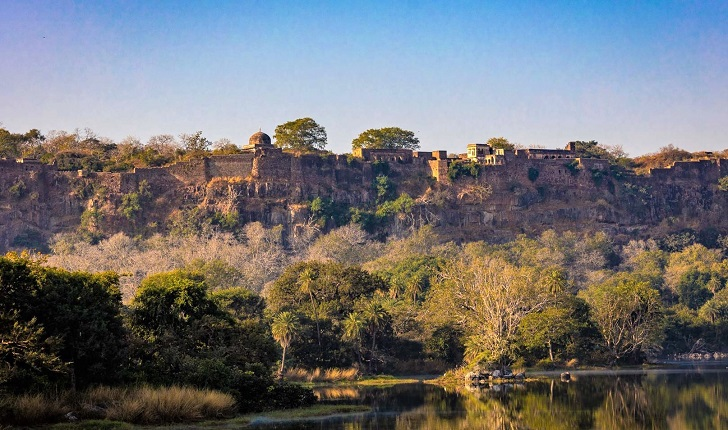 North India temples, Ranthambhore