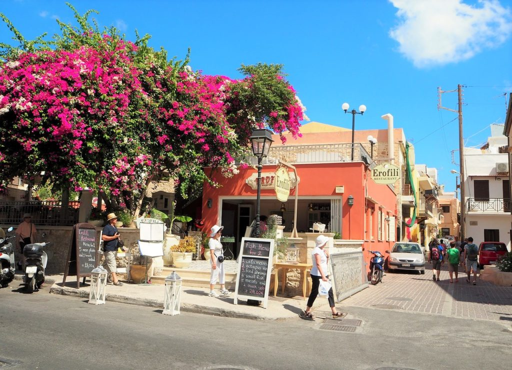 Greece Tour with Island Hopping, Rethymnon Crete