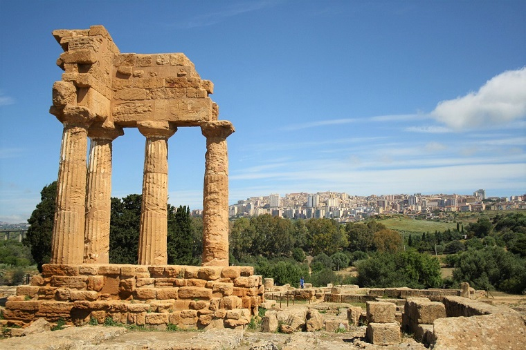 Agrigento valley of the temples