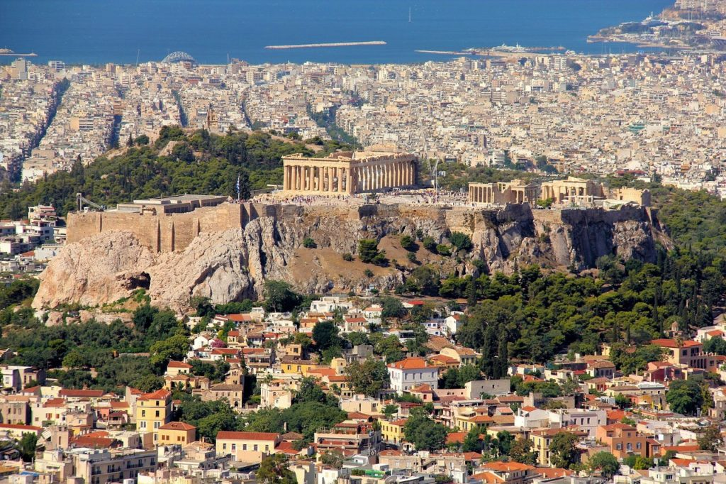 Greece Tour Athens