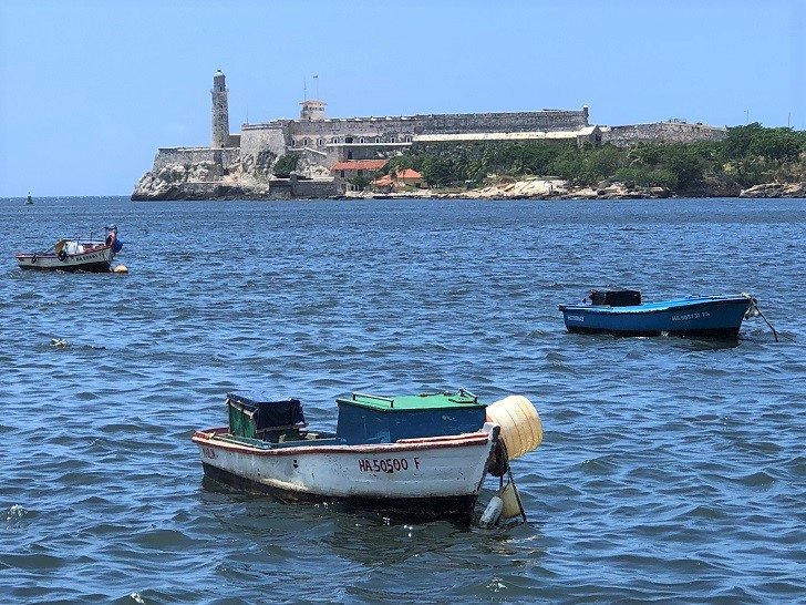 Legal Travel to Cuba, El Morro, Havana