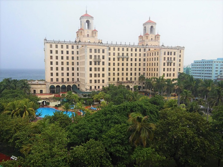Legal Travel to Cuba, Hotel Nacional, Havana
