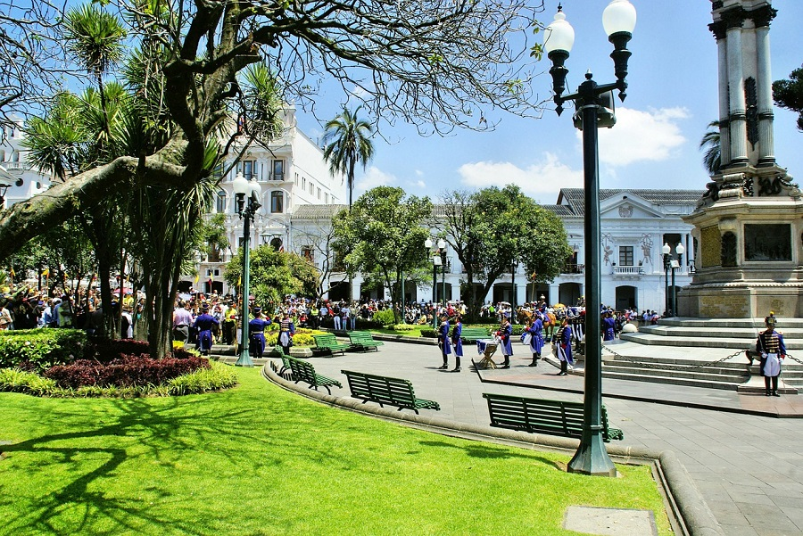 quito presidential palace