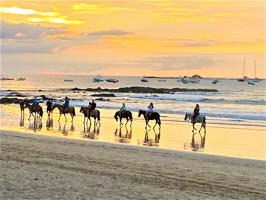 Costa Rica horseback riding
