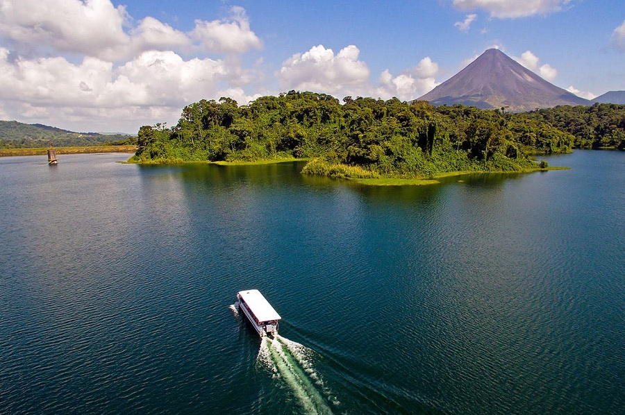 Lake Arenal Costa Rica